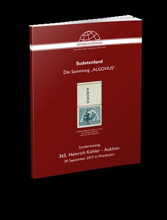 """Sudetenland – Die Sammlung """"ALGOVIUS"""""""